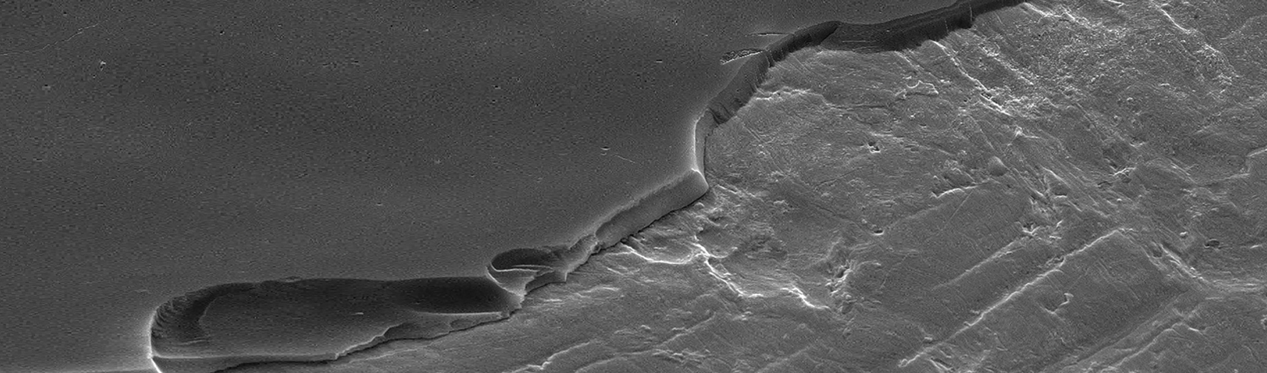 Touchpoint Shield coating - magnified x1100 -cropped